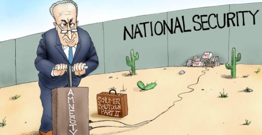 Schumer's priorities by A. F. Branco