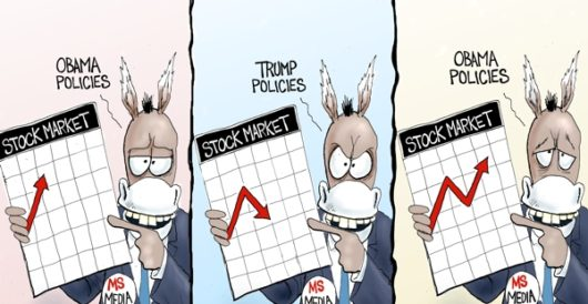 Cartoon of the Day: What goes up by A. F. Branco