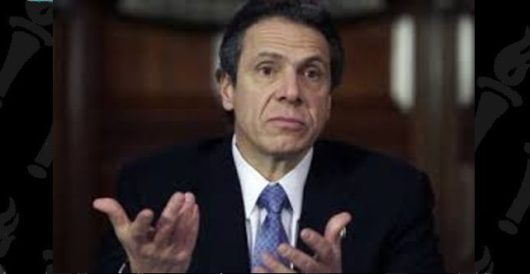 1 in 5 Democrats agrees with Cuomo's original assessment that America was never great by Rusty Weiss