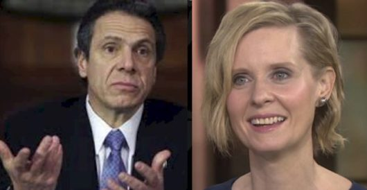 Former NYC pol challenges would-be gov Cynthia Nixon's qualifications — to be a lesbian by Ben Bowles