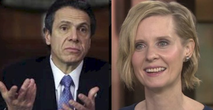 Former NYC pol challenges would-be gov Cynthia Nixon's qualifications — to be a lesbian