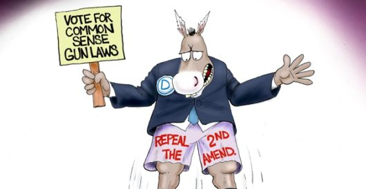 Cartoon of the Day: Repeal reveal by A. F. Branco