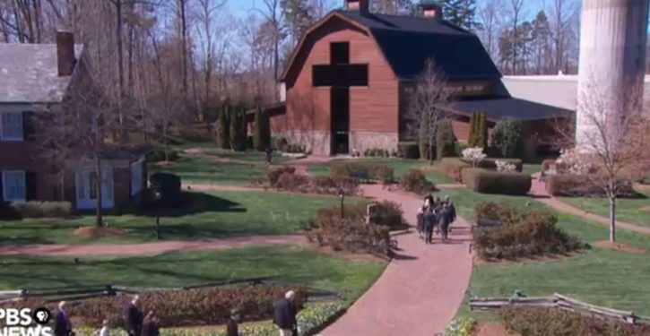 Freedom in faith: Reflection on Billy Graham's memorial