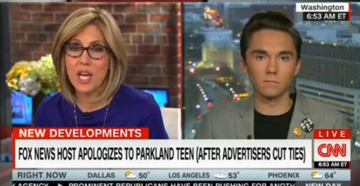 CNN's Camerota to Hogg: 'What kind of dumb-ass colleges don't want you?'