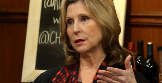 Students demand cancellation of speech by 'fascist' Christina Hoff Sommers by LU Staff
