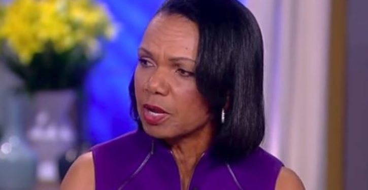 Condi Rice's compelling story of why she defends Second Amendment rights