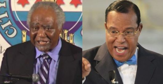 Rep. Danny Davis doubles down on his praise for Louis Farrakhan by LU Staff