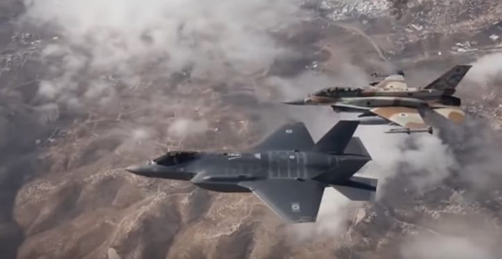 Non-credible: Report of Israeli F-35s operating over Iran