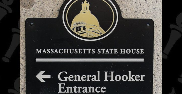 Not the Onion: MA lawmaker says tribute to Civil War Gen. Hooker is offense to women