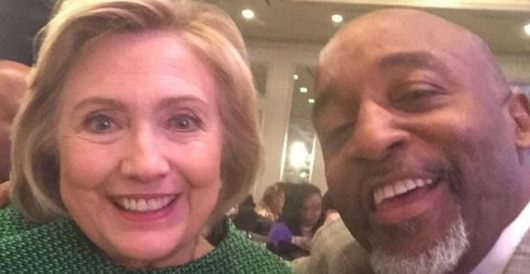 Al Sharpton's half-brother charged with murder in shooting death day after anti-gun march by LU Staff