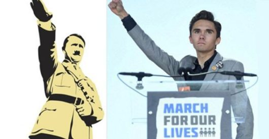 'Hitler Youth' trends on Twitter with comparisons to #MarchForOurLives by Joe Newby