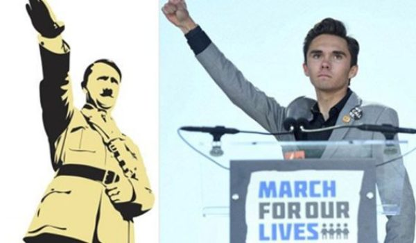 David Hogg has a book coming out(!): Its title is problematic by Howard Portnoy