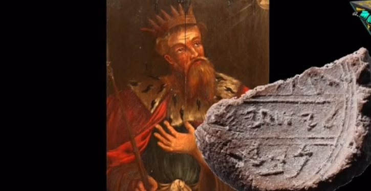 Archaeologists may have found seal impression of biblical prophet Isaiah