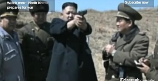 Game-changer? North Korea involved in growing arms complex in Syria and Lebanon by J.E. Dyer