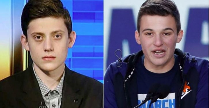 Pro-2A student Kyle Kashuv calls for debate with March for Our Lives organizer Cameron Kasky