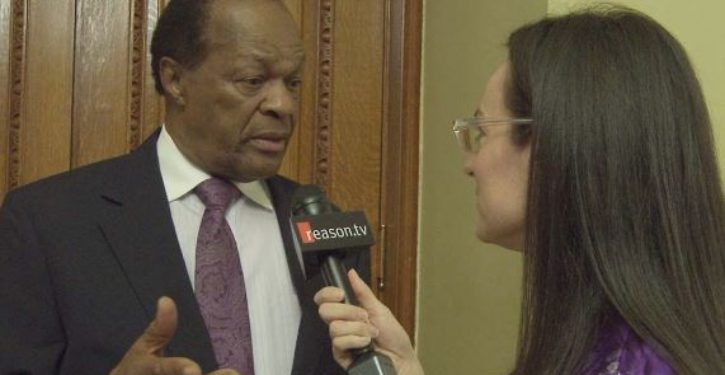 The latest chapter in the saga of D.C. Mayor Marion Barry