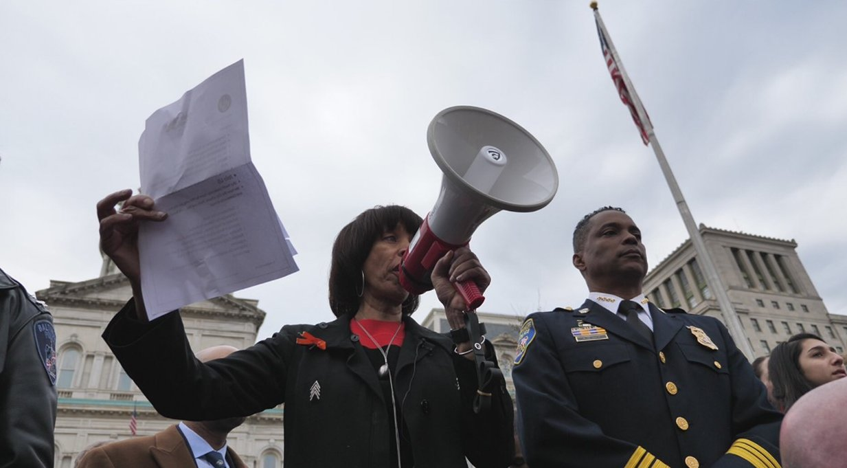 FBI raids Baltimore mayor's office, residences in probe of dubious self-published book sales