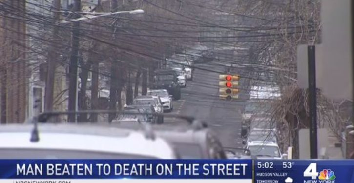 Teen mob randomly beats man to death on NJ street