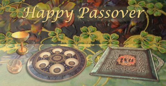 Passover 2018 by J.E. Dyer