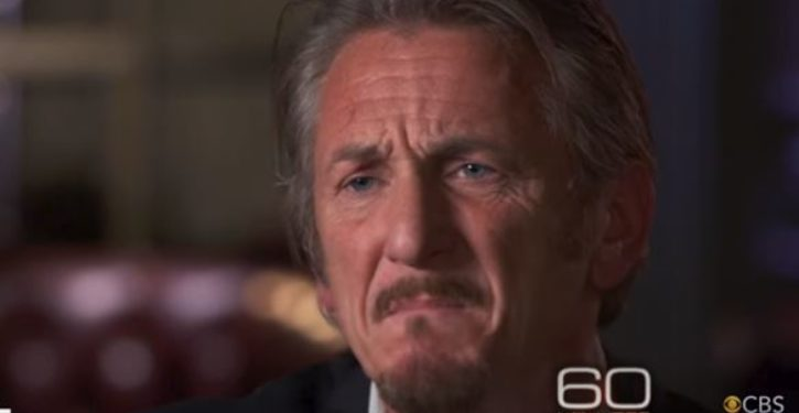 Actor Sean Penn writes novel fantasizing about assassinating Trump