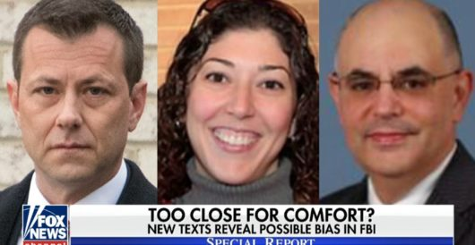 BOMBSHELL: Strzok sought to use personal relationship with recused judge on Flynn case; *UPDATE* More texts by J.E. Dyer