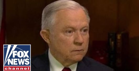 Sessions out as attorney general by LU Staff