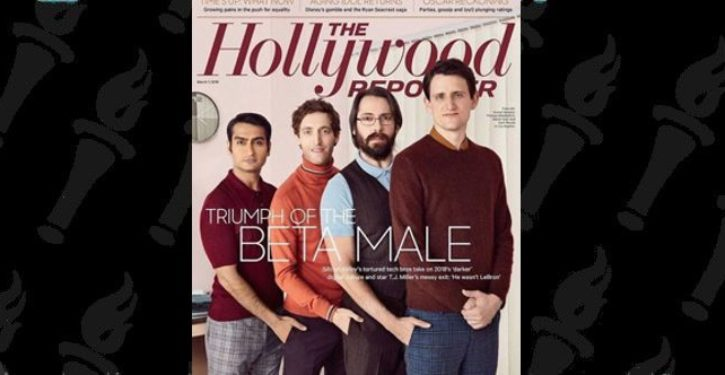 Are 'beta males' the new men? Not on your life