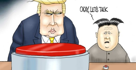 Cartoon of the Day: Reset button by A. F. Branco