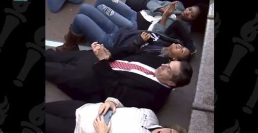 NY Gov. Andrew Cuomo participated in anti-gun die-in yesterday: just one problem by Ben Bowles