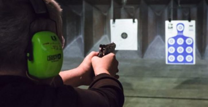 Gun range owner offered free lessons for teachers; now he's overwhelmed by demand