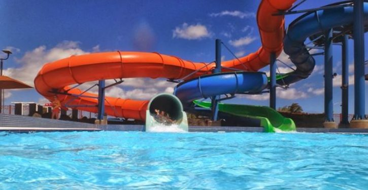 In fatal waterpark accident, waterslide considered a 'deadly weapon'