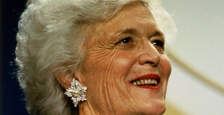 Barbara Bush, former First Lady, passes away at 92