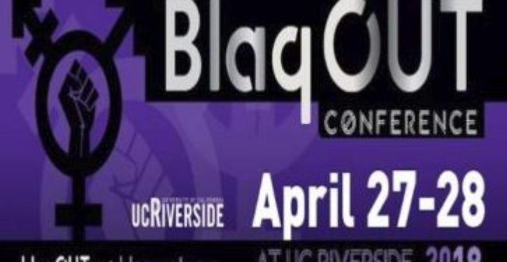 Public university hosts conference for gay black people; all others barred from attending