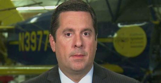 The question we're left with, after Nunes revelation devastates entire 'Russia' narrative by J.E. Dyer