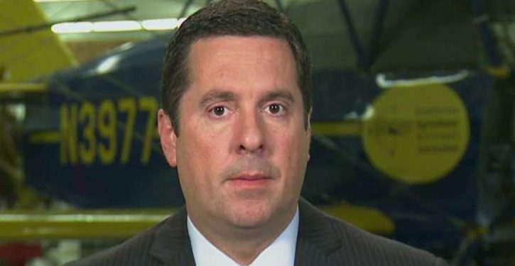 Devin Nunes's behavior poses a danger to the U.S. … warns James Comey