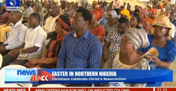 Nigerian Muslim militants kill 120 Christians in three weeks