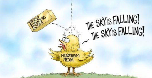 Cartoon of the Day: Wacko birds by A. F. Branco