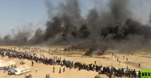 Downhill slide: Posturing over the 'plight of Gaza' has passed peak virtue-signaling by J.E. Dyer
