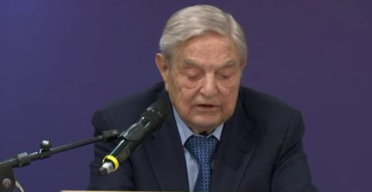 Soros: EU should address refugee crisis by keeping borders open, taking on more debt by Daily Caller News Foundation