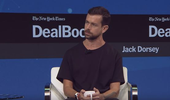 New video: Twitter's Dorsey previews purge 'much bigger than one account'