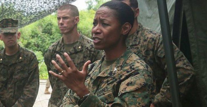 Trump nominates first black woman to serve at brigadier general rank: reactions