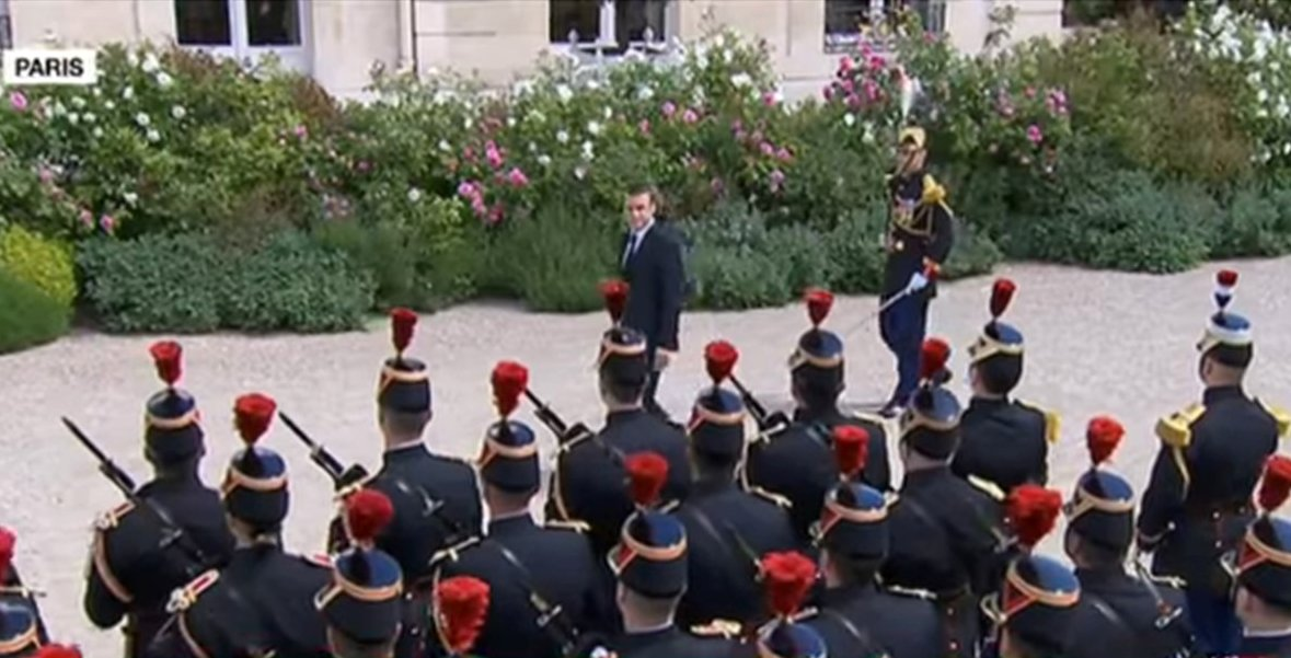 Munich Conf: Macron calls for greater European security independence from U.S.