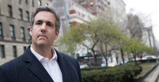 Michael Cohen pleads to 8 counts including 'excessive campaign contributions' by J.E. Dyer