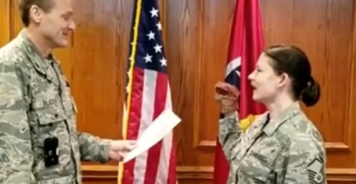 In which a dinosaur puppet gets an Air National Guard colonel fired