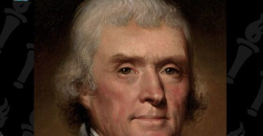 Mayor Pete: Eradicating the memory of Thomas Jefferson is the 'right thing to do' by Ben Bowles