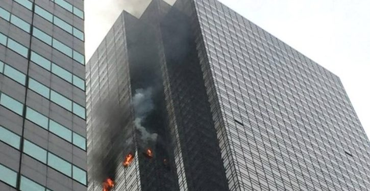NYC: Major fire on 50th floor of Trump Tower reportedly out, but 1 dead