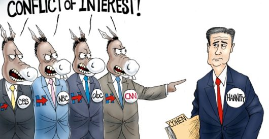 Cartoon of the Day: Deplorable by A. F. Branco