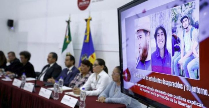Mexican gangsters dissolved bodies of three missing students in acid