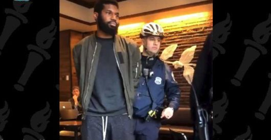 Manager of Philly Starbucks is fired, but that's not enough to quell anger over 'racial' incident by Howard Portnoy