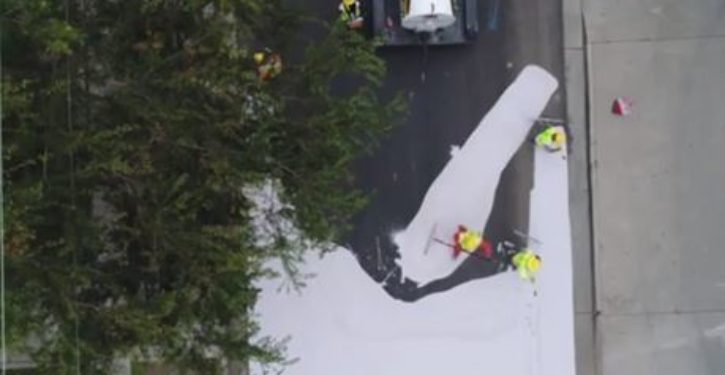 Why Los Angeles is painting some of its streets white